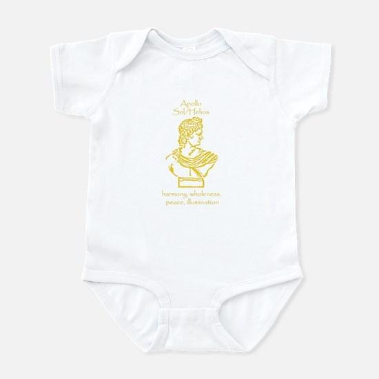 Sol Orange Infant Bodysuit