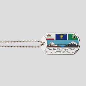 Pacific Crest Trail Dog Tags