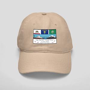 Pacific Crest Trail Hat Cap