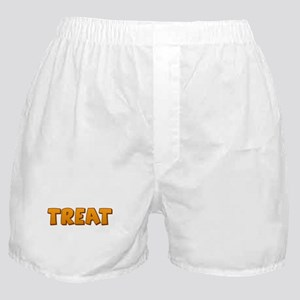 Halloween Treat Boxer Shorts