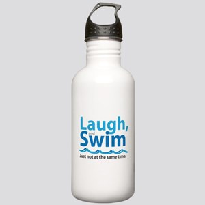 Laugh and Swim Stainless Water Bottle 1.0L