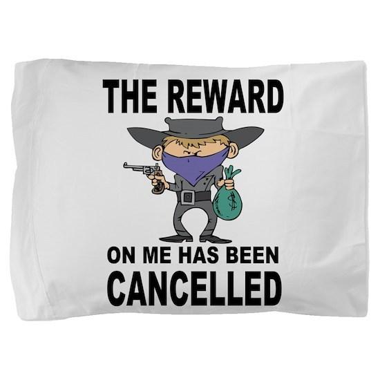 Reward Pillow Sham