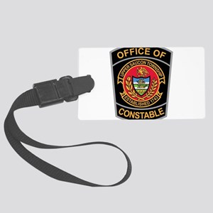 > Upper Saucon Constable Large Luggage Tag