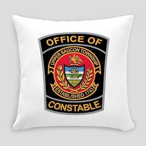 > Upper Saucon Constable Everyday Pillow
