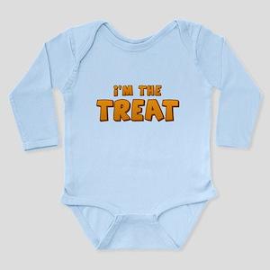 I'm the Treat Long Sleeve Infant Bodysuit