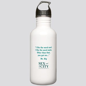 YOU GOT ME... Stainless Water Bottle 1.0L