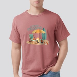 Merry Christmas Beach T-Shirt