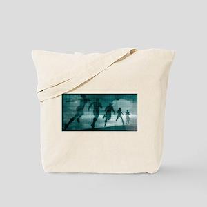 Fitness App Tracker Soft Tote Bag