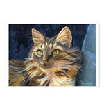 206 - Cat Julie Postcards (Package of 8)