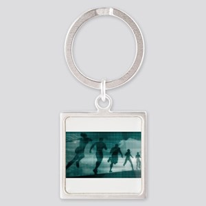 Fit Wear Keychains - CafePress