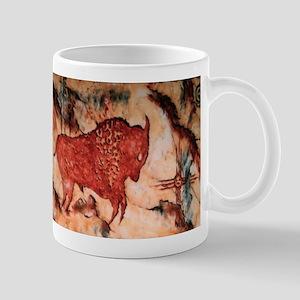 Bison Petroglyph Mug Mugs