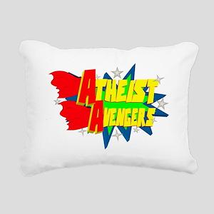 AA main logo Rectangular Canvas Pillow