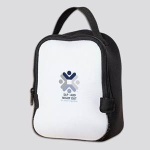 Night Out Neoprene Lunch Bag