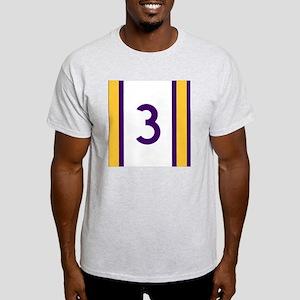 three purple Light T-Shirt