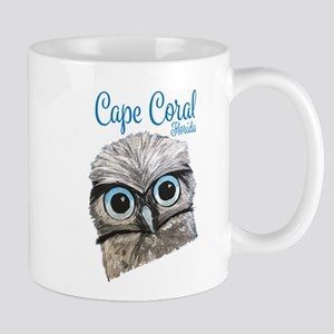 Cape Coral Burrowing Owl Mugs