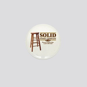 Solid Stool Mini Button