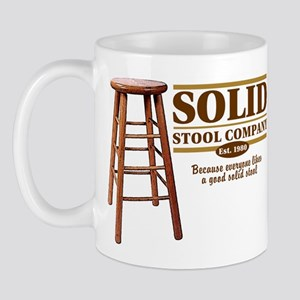 Solid Stool Mug