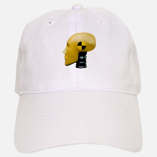 Crash Test Baseball Baseball Cap