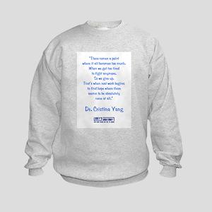 FIND HOPE Kids Sweatshirt