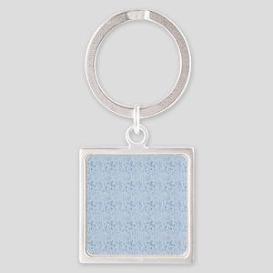 Blue Texture Keychains