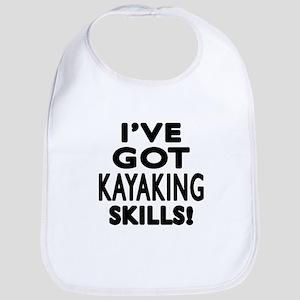 Kayaking Skills Designs Bib