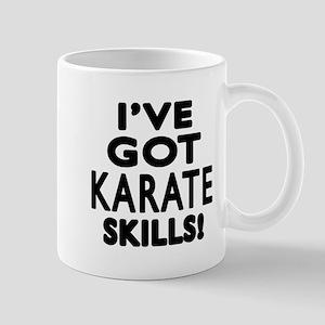Karate Skills Designs Mug