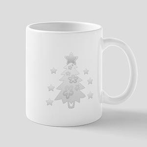 Cute Glossy Christmas Mug