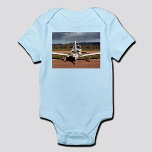 Low wing Aircraft, Outback Australia 2 Body Suit
