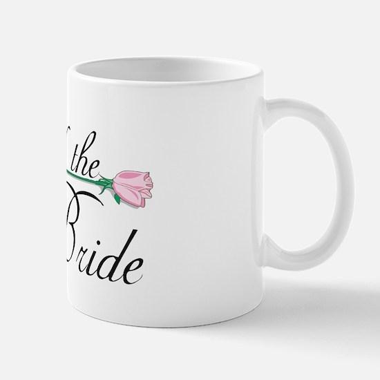 Elegant Mother ofThe Bride Mug
