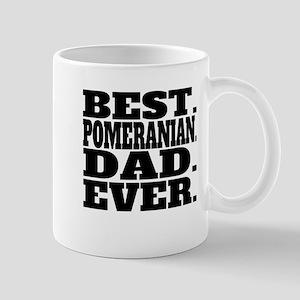 Best Pomeranian Dad Ever Mugs