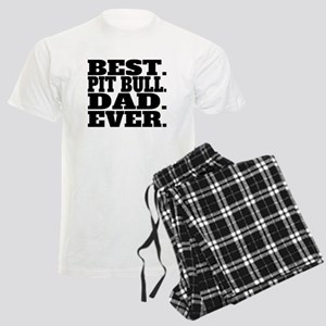 Best Pit Bull Dad Ever Pajamas
