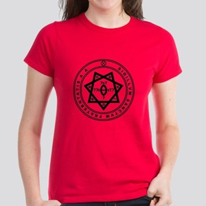 Sigillum Sanctum Fraternitati Women's Dark T-Shirt