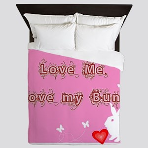 Love Me Queen Duvet