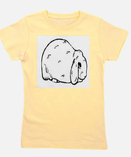 Mini Lop Girl's Tee