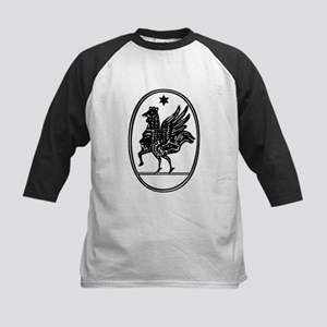 Gnostic Seal Kids Baseball Jersey