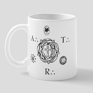 Sacred Seal of the ART  Mug
