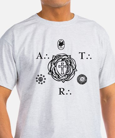 Sacred Seal of the ART  T-Shirt