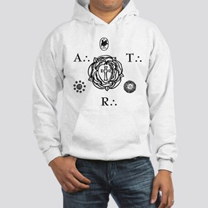 Sacred Seal of the ART Hooded Sweatshirt