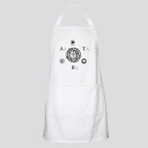 Sacred Seal of the ART  BBQ Apron