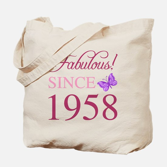 Funny 50 year old birthday Tote Bag