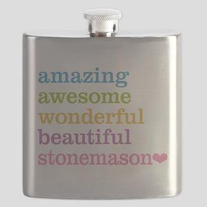 Amazing Stonemason Flask