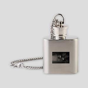 Pegasus Flask Necklace
