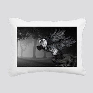 Pegasus Rectangular Canvas Pillow