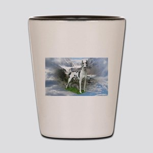 Majestic Dane Shot Glass
