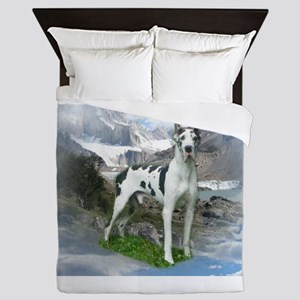 Majestic Dane Queen Duvet