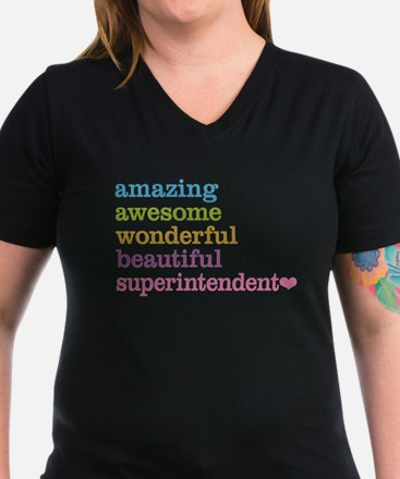 Amazing Superintendent T-Shirt