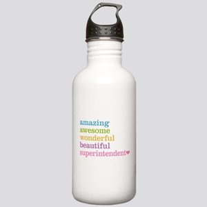 Amazing Superintendent Stainless Water Bottle 1.0L