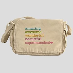 Amazing Superintendent Messenger Bag