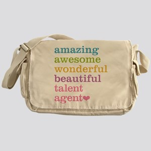 Amazing Talent Agent Messenger Bag