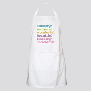 Amazing Teaching Assistant Apron